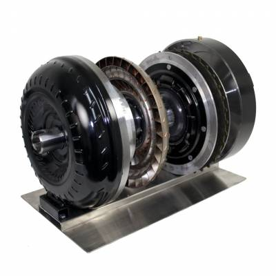 Transmission - Torque Converter - BD Diesel - BD Diesel Triple Torque Force Converter - 2007.5-2014 Dodge 68RFE Low Stall 1071219LX
