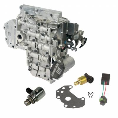 Transmission - Valve Body - BD Diesel - BD Diesel Valve Body - 2000-2002 Dodge 47RE c/w Governor Pressure Solenoid & Transducer 1030418E