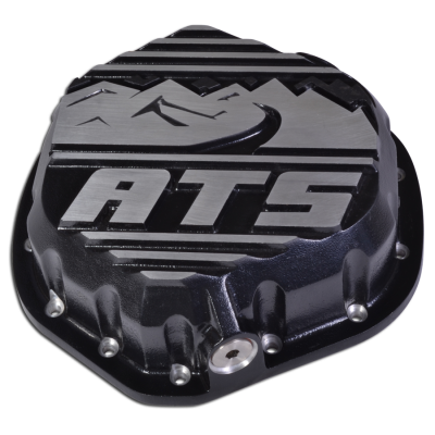 Differential - Differential Covers - ATS Diesel - ATS Protector Rear Differential Cover, 14 Bolt 11.5-inch American Axle - 01+ GM, 03+ Dodge