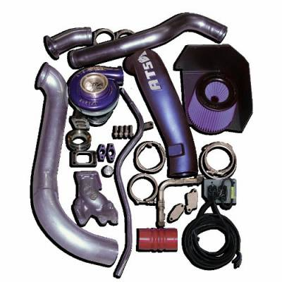 "Turbos & Twin Turbo Kits - Single ""Drop In"" Turbos - ATS Diesel - Aurora 4000 Turbo Kit - 2006-07 GM Duramax, LBZ"
