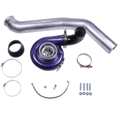 "Turbos & Twin Turbo Kits - Single ""Drop In"" Turbos - ATS Diesel - Aurora 5000 Turbo Kit, 94-98 12V Dodge"