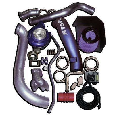 "Turbos & Twin Turbo Kits - Single ""Drop In"" Turbos - ATS Diesel - Aurora 5000 turbo Kit, LBZ"