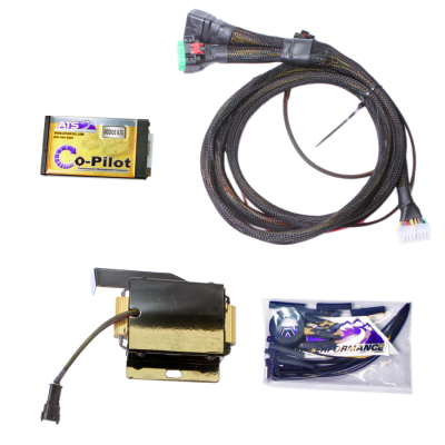 Transmission - Controllers - ATS Diesel - CoPilot Lock-Up and Line Pressure kit - 2007.5-Present Dodge 68RFE