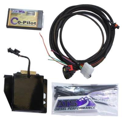 Transmission - Controllers - ATS Diesel - CoPilot Pressure kit - 2010-2015 Dodge 68RFE