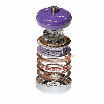Transmission - Torque Converter - ATS Diesel - Five Star (Soft Lock) Viskus Clutch Torque Converter 1994 - Early 2003 7.3L