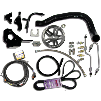 Injection Pumps - Dual CP3 Kits - ATS Diesel - Twin Fueler Pump Kit, 2007.5-09 Dodge 6.7L without Pump