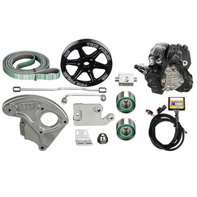 Injection Pumps - Dual CP3 Kits - ATS Diesel - Twin Fueler Kit, 2011 and Up GM LML