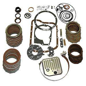 Transmission - Transmission Kits - ATS Diesel - Transmission Overhaul Kit, Basic - 2004.5-05 GM LCT1000 5 speed