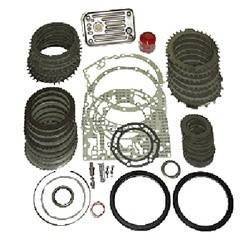 Transmission - Transmission Kits - ATS Diesel - Transmission Overhaul Kit, Basic - 2006+ GM LCT1000