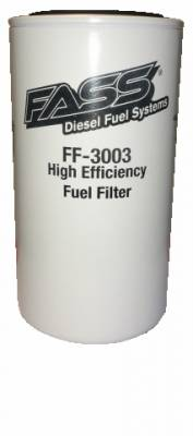 Lift Pumps & Fuel Systems - Replacement Filters - FASS - FASS-Titanium Fuel Filter