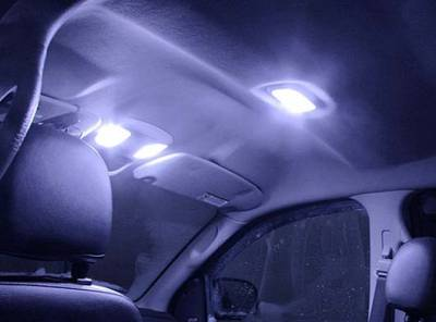 Recon Lighting - Dodge Dome Light Set LED Replacement - Fits Dodge RAM 02-08 1500 & 03-09 2500/3500 - Image 3