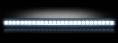 "Recon Lighting - 9450 LUMEN 30"" LED LIGHT BAR & RECON WIRING KIT - 27 Individual 5-Watt (135-Watt Total) CREE XTE LEDs - Image 2"