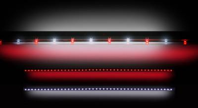 "Recon Lighting - 60"" Tailgate Bar w/ Red LED Brake Lights & White LED Reverse Lights (Fits most full-sized trucks and SUV's) - Image 2"