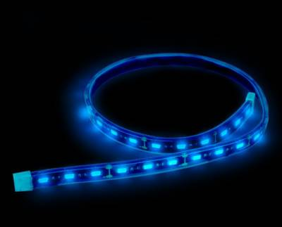 Recon Lighting - 15' Flexible IP68 Rated Waterproof Light Strip with Ultra High Power CREE LEDs (1-Piece) - BLUE - Image 1