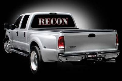 "Lighting - Accent Lighting & Accessories  - Recon Lighting - 49"" Tailgate Bar w/ Red LED Brake Lights & White LED Reverse Lights (Fits most flare side and smaller trucks and SUV's)"