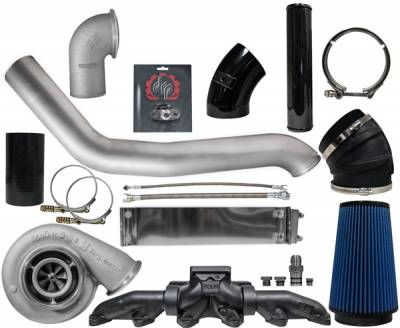 "Turbos & Twin Turbo Kits - Single ""Drop In"" Turbos - Deviant Race Parts - 2nd Gen Turbo Kit"