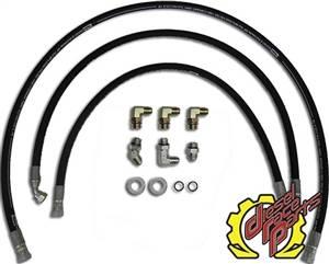 """Transmission - Transmission Repair Lines - Deviant Race Parts - 5/8"""" Trans Lines"""