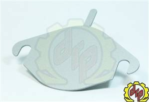 06-07 LBZ - Emissions Equipment - Deviant Race Parts - EGR Blocker Plate