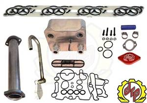 Shop by Category - Emissions Equipment - Deviant Race Parts - Stg 2 EGR Delete