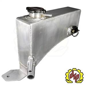 Intercoolers & Pipes - Pipes/Tubes & Accessories - Deviant Race Parts - LLY/LBZ Coolant Tank