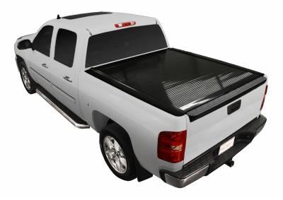 Retrax - PowertraxONE MX-Chevy & GMC 1500 6.5' Bed (14-up) & 2500/3500 (15-up) ** Wide RETRAX Rail **
