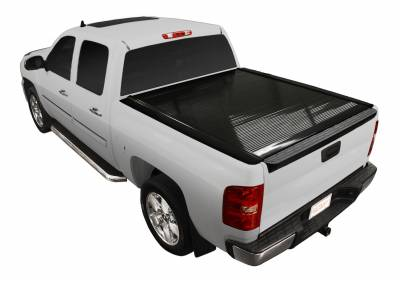 Retrax - PowertraxONE MX-Chevy & GMC 6.5' Bed (07.5-14) w/ STAKE POCKET **ELECTRIC COVER** ONE MX