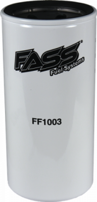 Filters / Fluids - Filters - FASS - FASS- HD Series Diesel Fuel Filter Replacement - 3 Micron