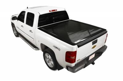 Exterior Accessories - Bed Covers - Retrax - PowertraxONE-Chevy & GMC  6.5' Bed (99-06) & (07) Classic w/ STAKE POCKET **ELECTRIC COVER**