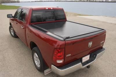 Retrax - PowertraxONE-Ram 1500 (02-08) & 2500, 3500 (03-09) & Mega Cab (06-09) Short Bed w/ STAKE POCKET **ELECTRIC COVER** - Image 2