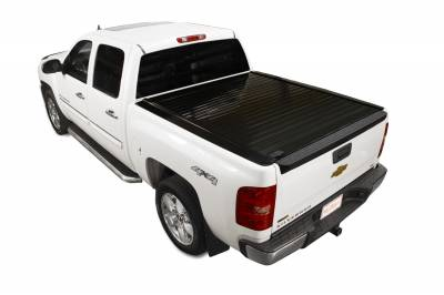 Exterior Accessories - Bed Covers - Retrax - PowertraxPRO-Chevy & GMC 6.5' Bed (14-up) & 2500/3500 (15-up) ** Wide RETRAX Rail **