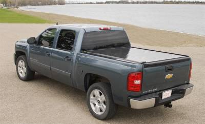 Retrax - RetraxPRO MX-Chevy & GMC 6.5' Bed (07-13) w/ STAKE POCKET **ALUMINUM COVER** MX - Image 2