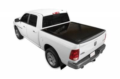Exterior Accessories - Bed Covers - Retrax - RetraxPRO-Ram 1500 (02-08) & 2500, 3500 (03-09) & Mega Cab (06-09) Short Bed w/ STAKE POCKET **ALUMINUM COVER**