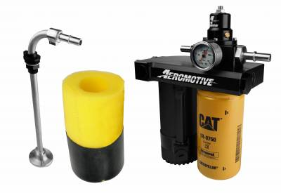 Aeromotive Fuel System - 01-10 Duramax Diesel Retrofit Kit