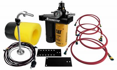 Lift Pumps & Fuel Systems - Lift Pumps - Aeromotive Fuel System - 08-10 Ford Powerstroke Diesel Lift Pump Kit