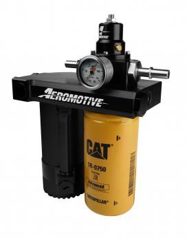 Lift Pumps & Fuel Systems - Lift Pumps - Aeromotive Fuel System - 230GPH Diesel Lift Pump