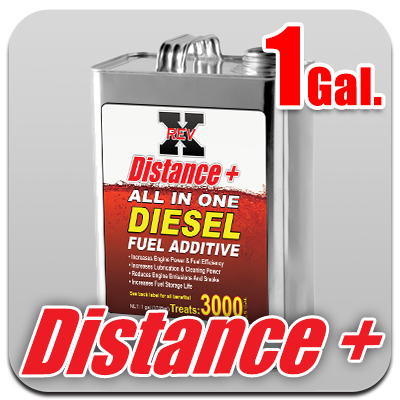 Filters / Fluids - Additives - Rev-X - Distance+ 1 Gallon