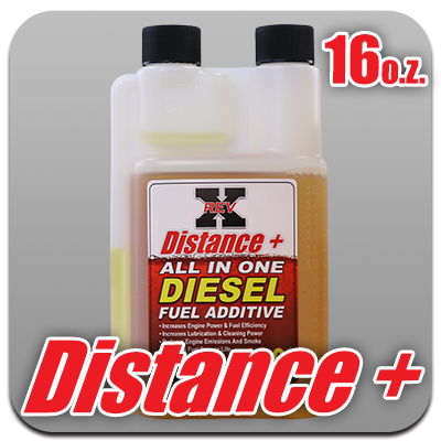 Filters / Fluids - Additives - Rev-X - Distance+ 16 oz