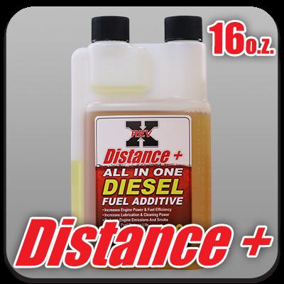 Filters / Fluids - Additives - Rev-X - Distance+ 16 oz