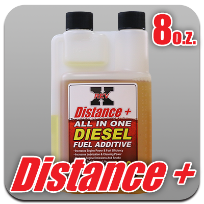Filters / Fluids - Additives - Rev-X - Distance+ 8 oz
