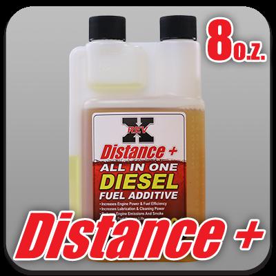 Filters / Fluids - Additives - Rev-X - Distance+ 8 oz