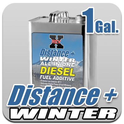 Filters / Fluids - Additives - Rev-X - Distance+/W 1 Gallon