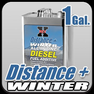 Filters / Fluids - Additives - Rev-X - Distance+/W 1 Gallon