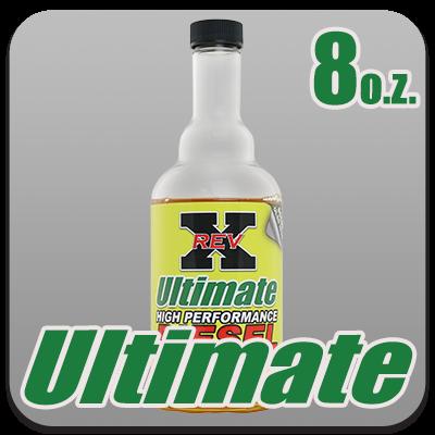 Filters / Fluids - Additives - Rev-X - Ultimate 8 oz