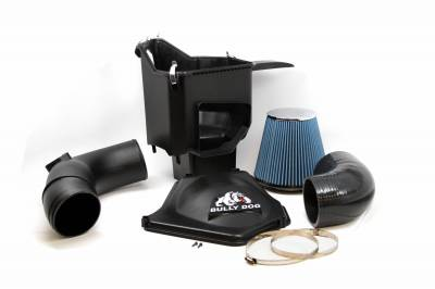 Air Intakes & Parts - Cold Air Intake - Bully Dog - Rapid Flow Intake-Plastic - Dodge Ram Pickup 5.9L Cummins '03-'07