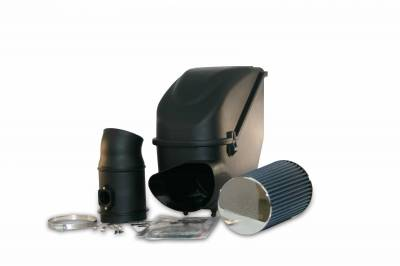 Air Intakes & Parts - Cold Air Intake - Bully Dog - Rapid Flow Intake-Plastic - Ford F-series 6.4L Power Stroke '08-'10