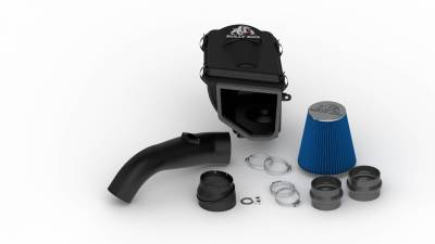 Air Intakes & Parts - Cold Air Intake - Bully Dog - Rapid Flow Intake-Plastic - GM Silverado and Sierra 6.6L Duramax LB7 2001-2004