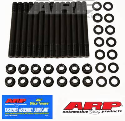Engine Parts & Performance - Studs & Bolts - ARP - 97 And Earlier Dodge 5.9L 12 Valve 14Mm Main Studs