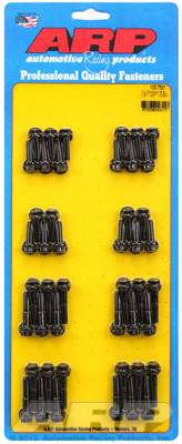Engine Parts & Performance - Studs & Bolts - ARP - Duramax 6.6L LB7 12pt Valve Cover Bolt Kit - Black Oxide