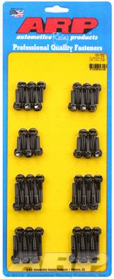 Engine Parts & Performance - Studs & Bolts - ARP - Duramax 6.6L LB7 Hex Valve Cover Bolt Kit - Black Oxide