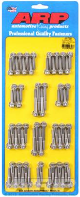 Engine Parts & Performance - Studs & Bolts - ARP - Valve Cover Bolt Kit Stainless Steel 12pt LBZ/LMM